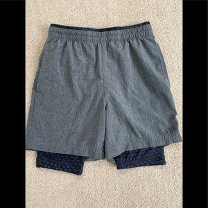 Boys compression shorts 8